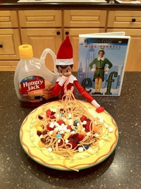 Awesome Elf On the Shelf 10