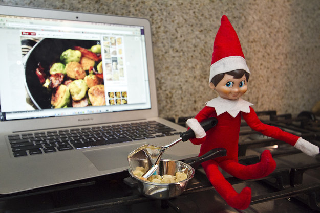 Awesome Elf On the Shelf 11