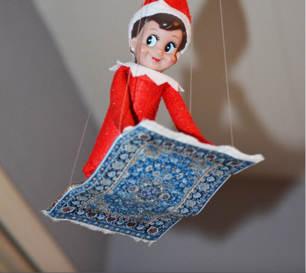 Awesome Elf On the Shelf 13