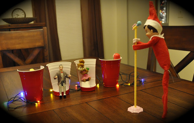 Awesome Elf On the Shelf 27