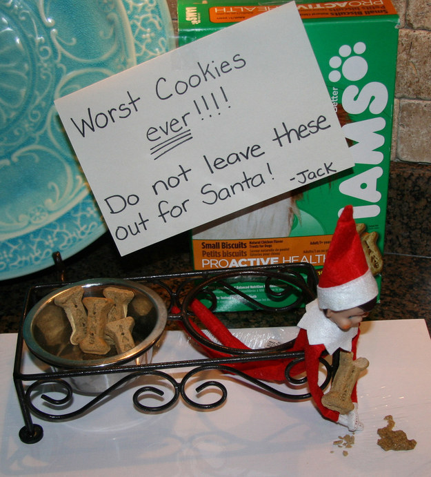 Awesome Elf On the Shelf 9