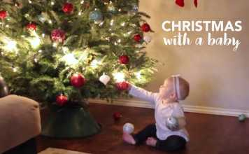 How Christmas Time With A Baby Can Be Complicated