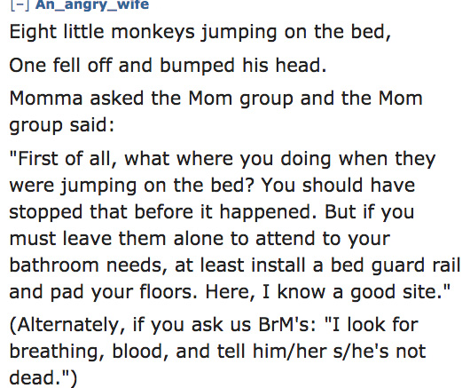 An Amazing '10 Little Monkeys' Parody Written By Random Moms 3