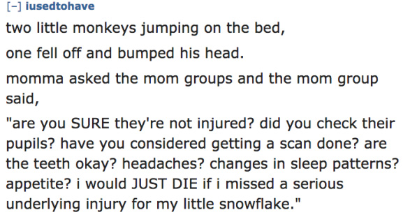 An Amazing '10 Little Monkeys' Parody Written By Random Moms 9