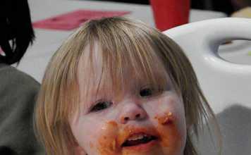 A Toddler's List Of Dinner Demands