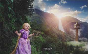 Mom Photographer Creates Amazing Whimsical Children's Portraits