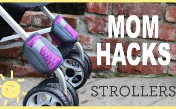 12 Amazing Baby Stroller Hacks