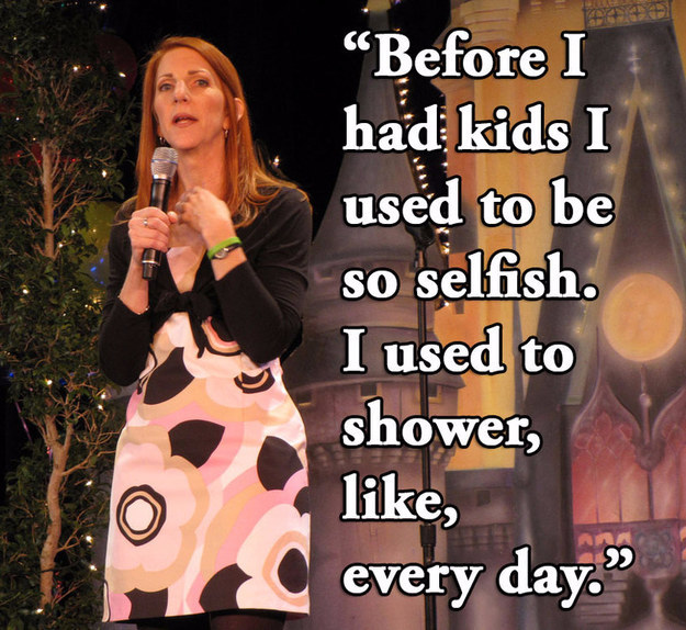 Famous Comedians And Their Funny Take on Parenting 10