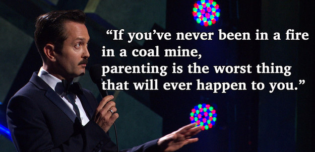 Famous Comedians And Their Funny Take on Parenting 3
