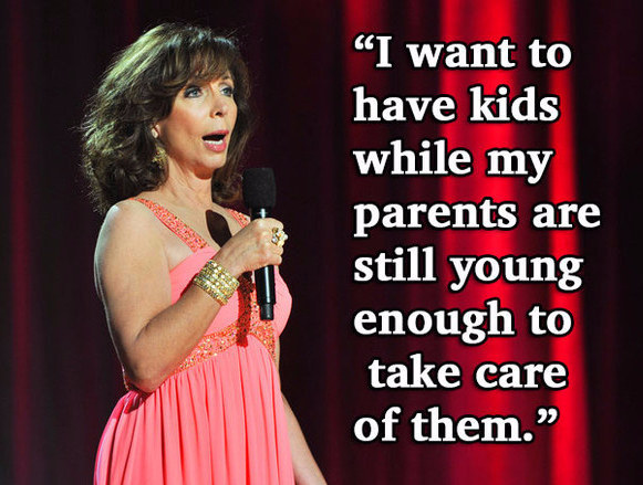 Famous Comedians And Their Funny Take on Parenting 6