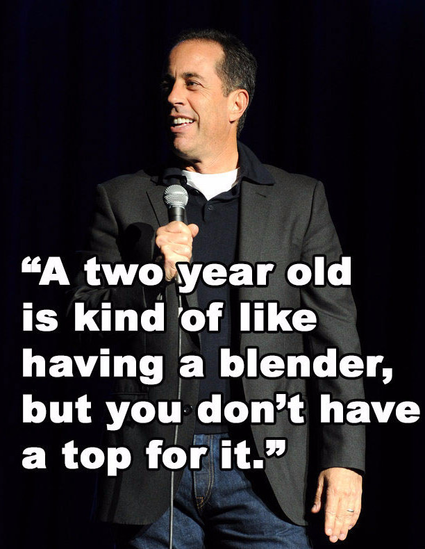 Famous Comedians And Their Funny Take on Parenting 7