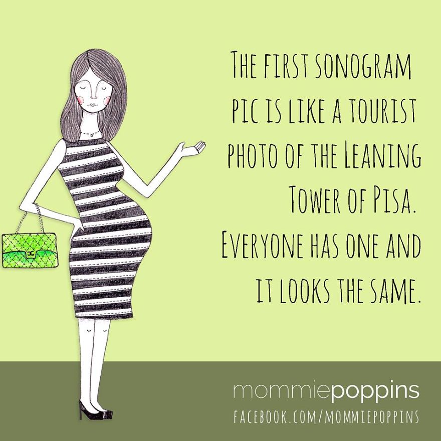 Funny Pregnancy Sayings That All Parents Can Relate To 13