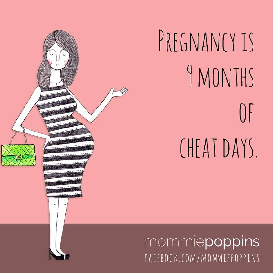 Funny Pregnancy Sayings That All Parents Can Relate To 17