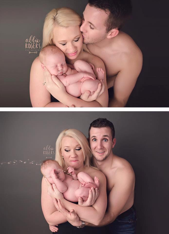 Good Family Photoshoots Gone Horrible Wrong 13