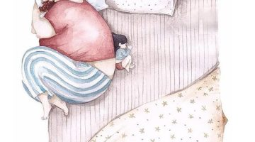 These Beautiful Illustrations Show the Unique Bond Between Fathers and Daughters 12
