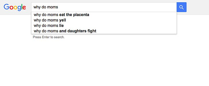 What Hilarious Topics Parents Search For The Most On Google 11