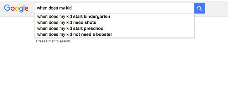 What Hilarious Topics Parents Search For The Most On Google 3