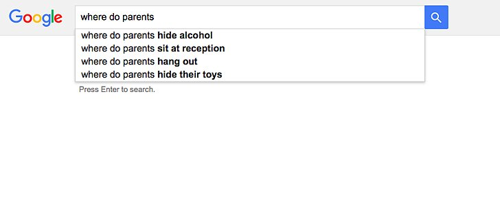 What Hilarious Topics Parents Search For The Most On Google 7