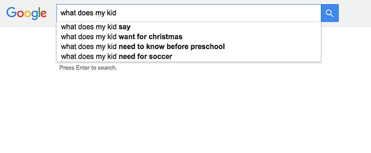 What Hilarious Topics Parents Search For The Most On Google 8