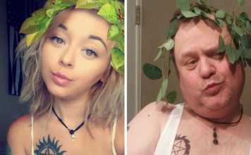 Dad Trolls His Daughter By Hilariously Recreating Her Selfies