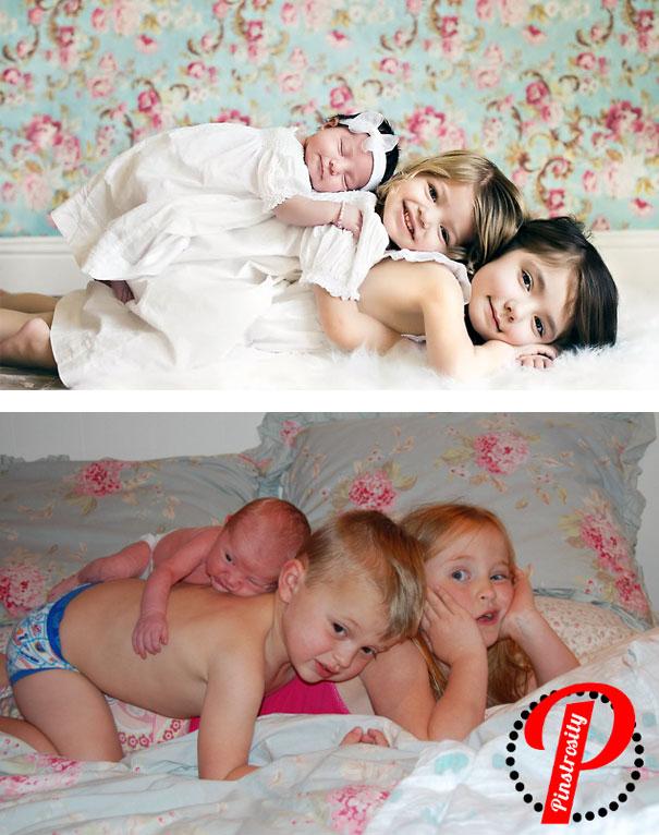 Hilarious Pinterest Baby Photoshoot Fails 10