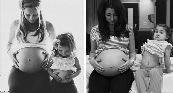 Hilarious Pinterest Baby Photoshoot Fails 11