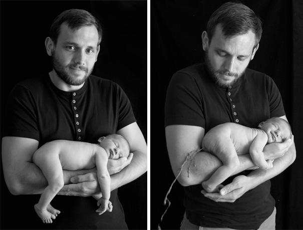 Hilarious Pinterest Baby Photoshoot Fails 12