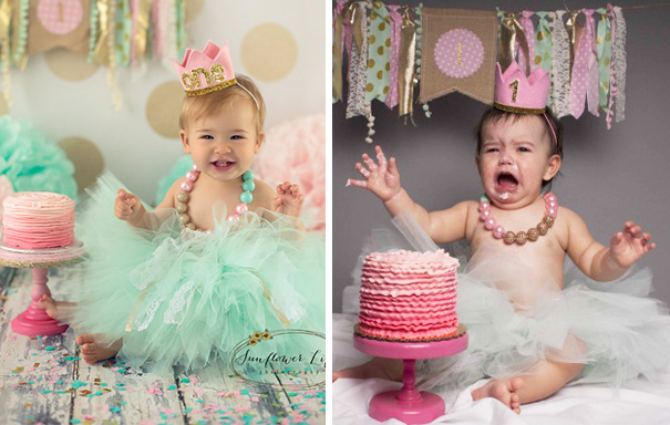 Hilarious Pinterest Baby Photoshoot Fails 17