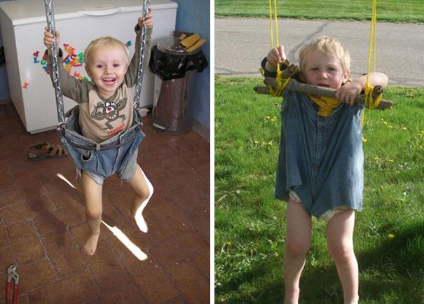 Hilarious Pinterest Baby Photoshoot Fails 18