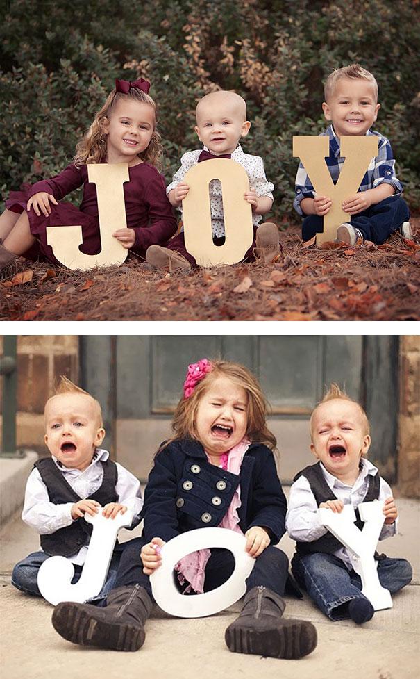 Hilarious Pinterest Baby Photoshoot Fails 2