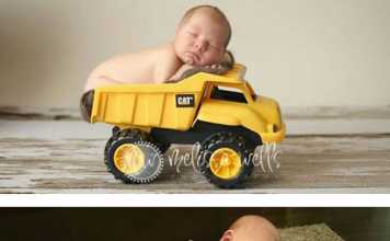 20 Hilarious Pinterest Baby Photoshoot Fails