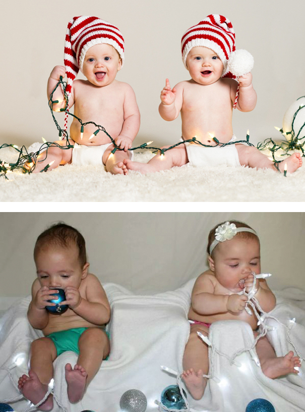 Hilarious Pinterest Baby Photoshoot Fails 6