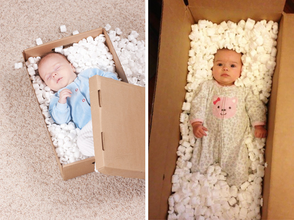 Hilarious Pinterest Baby Photoshoot Fails 9