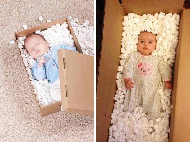 Hilarious Pinterest Baby Photoshoot Fails 9