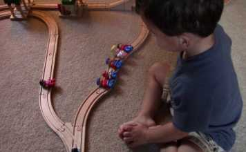 A Two-Year-Old's Morbid Solution To The Trolley Problem